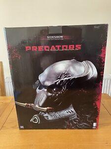 Sideshow Predators The Tracker Mask Prop Replica 385/750 AFSSC 352