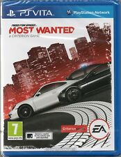 NEED FOR SPEED: MOST WANTED GAME PS Vita ~ NEW / GENUINE