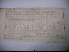 litho ancienne 1750 bulles papes Benoit VIII Clément II traité diplomatique
