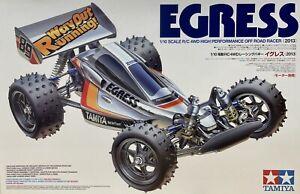 Tamiya 1/10 Egress 2013 Kit 58583 Electic RC Buggy
