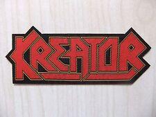 Aufnäher - Patch - Kreator - Logo Cut Out - Sodom