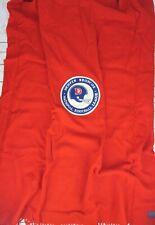 New listing Pendleton Wool Blanket Orange Denver Broncos National Football League Tote Vtg