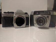 collectible /for parts old :BALDA BALDINETTE II Automatic, RICOH KR-5