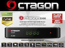 Octagon SX88 CA HD HEVC Full HD Stalker IPTV USB Multistream Sat DVB-S2 Receiver