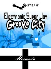 Electronic Super Joy: Groove City Steam Key - for PC, Mac or Linux