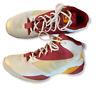 Jordan Fly Wade II EV / White Del Sol Gym Red Basketball Shoes Size 12