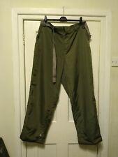 Men's Jarvis Walker Green Fishing Trousers Size XXL