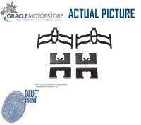 NEW BLUE PRINT REAR BRAKE PAD FITTING KIT GENUINE OE QUALITY ADH248600