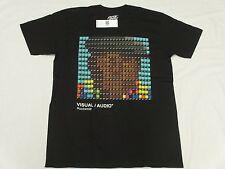 $30 NWT Mens Rocksmith T-Shirt Bigtone Tee Black Urban *Made In USA* Sz XL M785