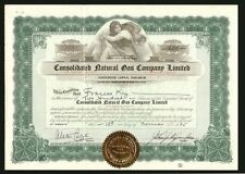 Consolidated Natural Gas Company 1935