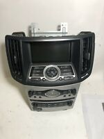 2010-2013 Infinti G37 OEM Navigation Radio Screen Controls AC Display CD Player