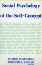 Social Psychology of the Self Concept-ExLibrary