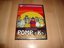 POMPOKO DE DIRECTOR ISAO TAKAHATA ANIME EN DVD DEL AÑO 2009 NUEVA PRECINTADA