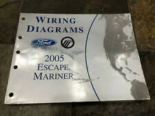 Service & Repair Manuals for Ford Escape for sale | eBay