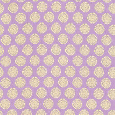 Amy Butler Dreamweaver First Blush Violet Beauty Mark Cotton Fabric - Per 1/4...