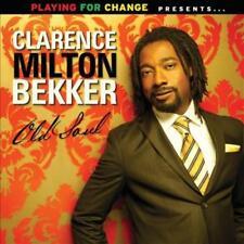 CLARENCE BEKKER - OLD SOUL NEW CD
