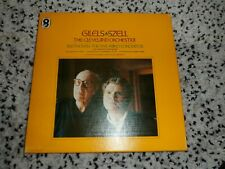 SM156 Beethoven the 5 piano concertos / Szell / Cleveland Orch / Gilels 5LP set