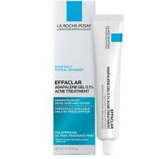 La Roche-Posay Effaclar Adapalene Gel 0.1% Retinoid AcneTreatment 1.6oz - 7/2021