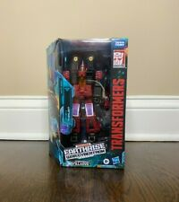 Transformers Earthrise Wfc Thrust Target Exclusive Voyager Seeker Action Figure
