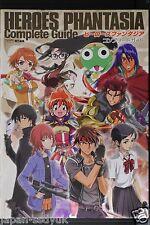 Japan Heroes Phantasia Complete Guide