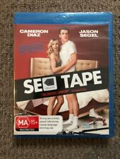 Sex Tape - Cameron Diaz (Blu-ray, 2014) NEVER PLAYED & SEALED