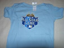 MLB 2012 All Star Game Kansas City Baby Bodysuit One Piece Outfit Size 24M NWT