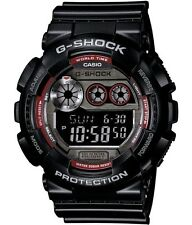 Casio G Shock * GD120TS-1 X-Large Red and Black Semi Gloss Resin XL COD PayPal