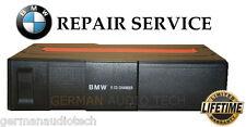 BMW E36 E39 Z3 ALPINE 6 DISC CD CHANGER PLAYER - REPAIR SERVICE