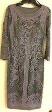 Sue Wong Lace Cocktail Dress Size 0