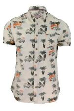 Men's Casual Hawaiian Shirts & Tops