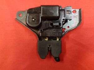 2003-2007 CADILLAC CTS STS TRUNK LID LATCH LOCK POWER RELEASE ACTUATOR OEM