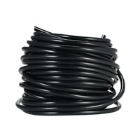 20m Watering Tubing Hose Pipe 4/7mm Drip Irrigation System for Home Garden H5H8