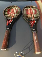 Wilson Graphite Matrix Tennis Racquet $199.99
