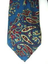 Accessoires cravates bleus Dior pour homme