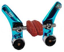 Dia-Compe 988 BMX or MTB Bicycle Cantilever Brake Caliper - BRIGHT DIP BLUE
