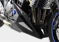 Suzuki Bandit 1250 2007 thru 2014 NEW Bellypan Matt Black - Powerbronze PB