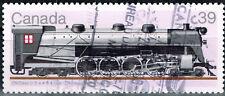 Canada Rairoad Train Locomotive stamp 1997