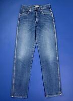 Bolthon cassidy jeans uomo usato denim W30 L34 tg 44 bloyfriend vintage T584