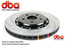 2x DBA Rotor T3 Slotted FLAT DISC FIT BMW E46 M3 2001-on Front dba52880.1S