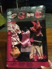 BARBIE FASHION FEVER Bed Time SET NEW