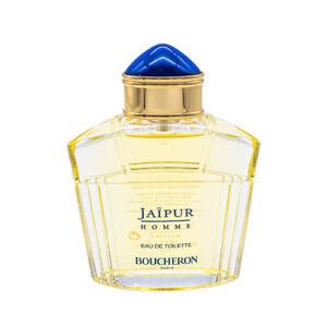 Jaipur Homme by Boucheron 3.4 oz EDT Cologne for Men Brand New Tester