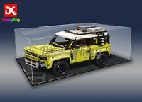 Display case for LEGO Land Rover Defender 42110 ( Sydney Stock) Top Rated Seller
