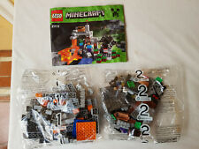 Lego Minecraft 21113 Complet Neuf Sachets Scellés