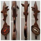 "~ Dogfish Head Brown Shark Seasonal Ales Craft Brewed 12"" Sam Adams Tap Handle ~"