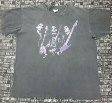 Vintage G3 Joe Satriani Steve Vai Kenny Wayne Concert T Shirt Us Tour 1990s Xl