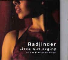 Radjinder-Little Girl Crying cd single