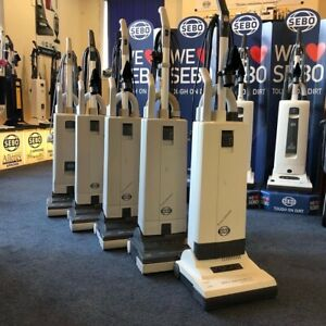 Reconditioned Sebo X1 Vacuum Cleaner. Refurbished. Sebo Dealer. DPD Delivery.