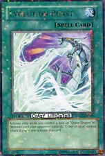 YU-GI-OH EVOLUTION BURST DUEL TERMINAL SILVER RARE MINT DT01-EN045
