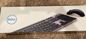 BRAND NEW Dell Premier Wireless Keyboard and Mouse KM717 Bluetooth Sealed