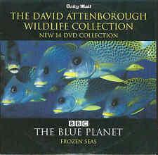 David Attenborough - THE BLUE PLANET - FROZEN SEAS - Natural World DVD